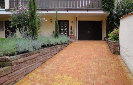 GaLaBau-Lorch | Referenzen - Garagenzufahrt 10