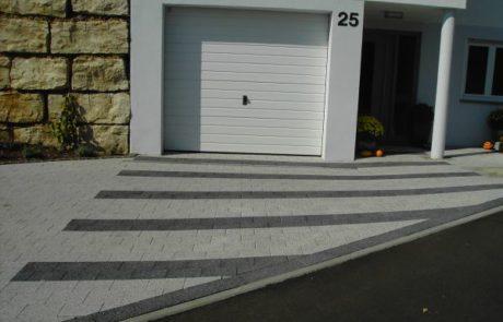 GaLaBau-Lorch | Referenzen - Garagenzufahrt 2