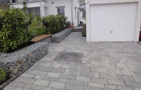 GaLaBau-Lorch | Referenzen - Garagenzufahrt 3