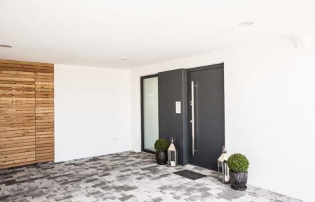 GaLaBau-Lorch | Referenzen - Hauszugang 1