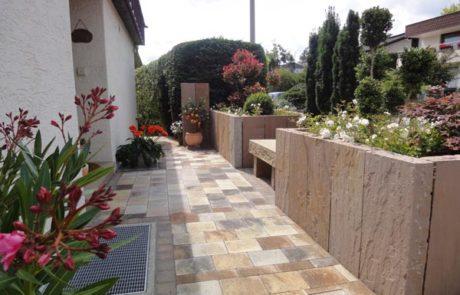 GaLaBau-Lorch | Referenzen - Hauszugang 2