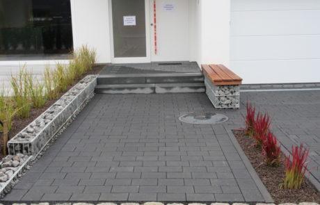 GaLaBau-Lorch | Referenzen - Hauszugang 3