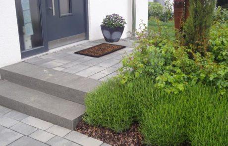 GaLaBau-Lorch | Referenzen - Hauszugang 9