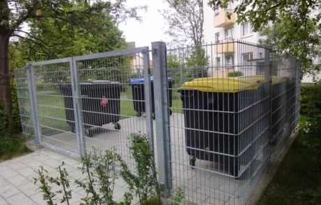 GaLaBau-Lorch | Referenzen - Mülltonneneinfassung 4