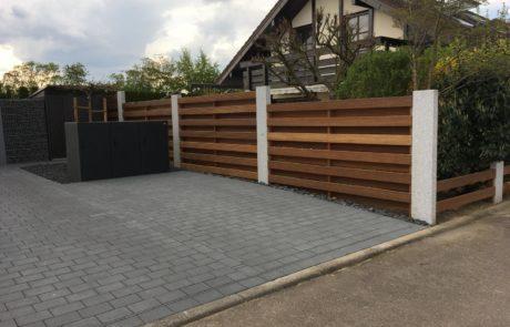 GaLaBau-Lorch | Referenzen - Sichtschutz 7