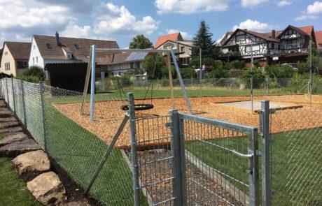 GaLaBau-Lorch | Referenzen - Spielplatz 3