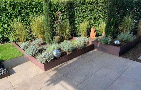 GaLaBau-Lorch | Referenzen - Terrasse 7