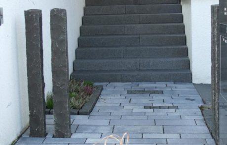 GaLaBau-Lorch | Referenzen - Treppenanlage 1